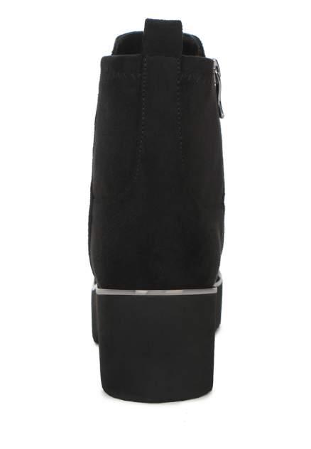 Ботинки женские T.Taccardi K0235A-1 черные 38 RU