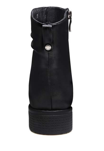 Полусапоги женские T.Taccardi K0495MH-1 черные 38 RU