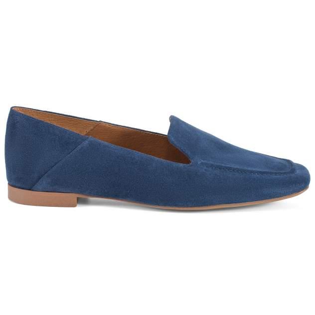 Лоферы женские Ekonika EN6026-08-21L синие 35 RU