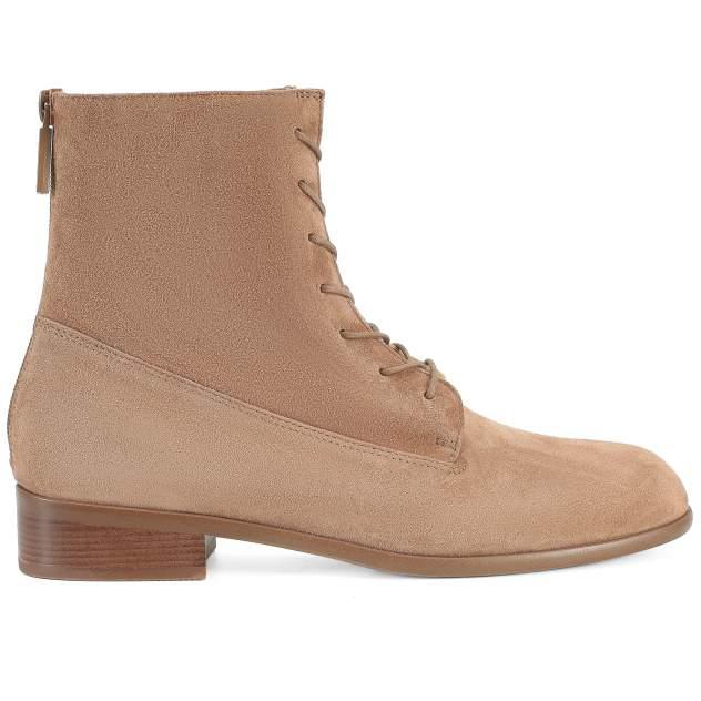 Ботинки женские ALLA PUGACHOVA AP9156-20-21L бежевые 35 RU