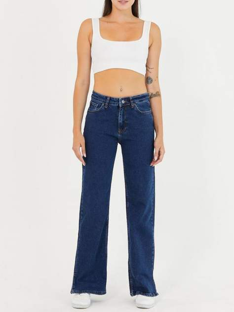 Женские джинсы  ZETH&JONES GD43800038, синий