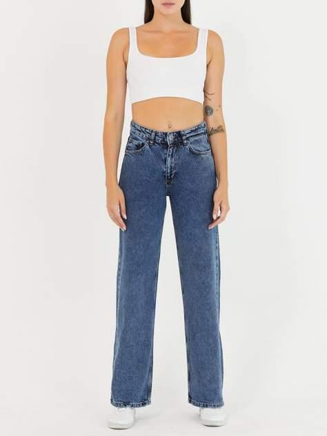 Женские джинсы  ZETH&JONES GD43800037, синий