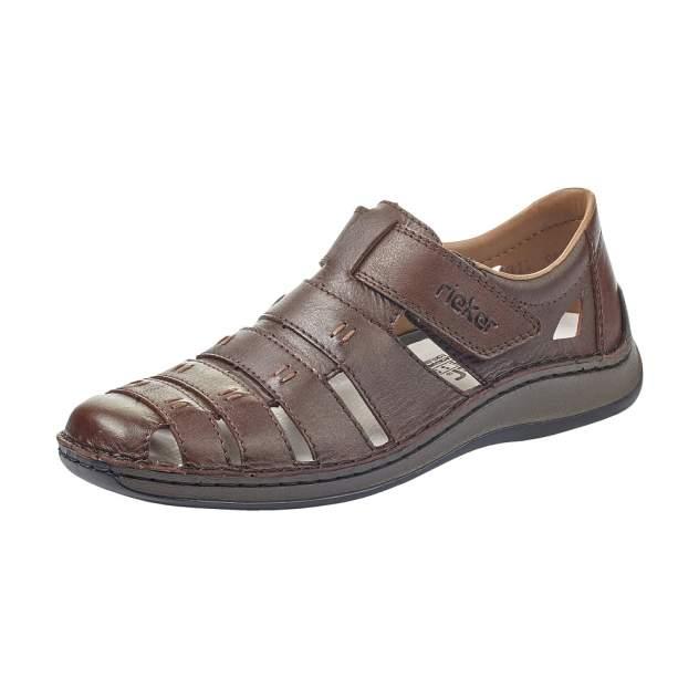 Мужские сандалии Rieker 05279-25, коричневый
