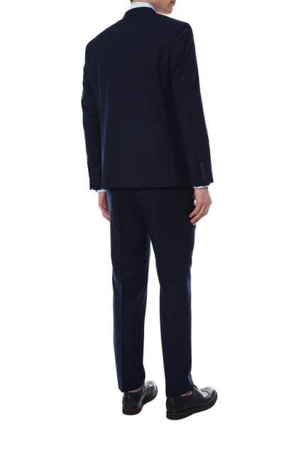 Классический костюм мужской ABSOLUTEX 1221- MS VIVALDI синий 60-176