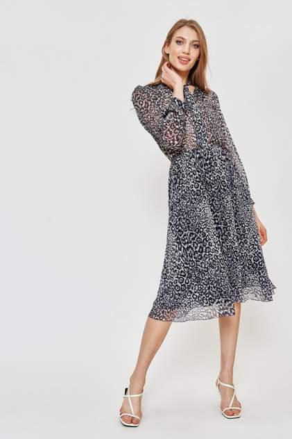 Платье женское Vittoria Vicci 1-20-2-3-04-52274 серое 42