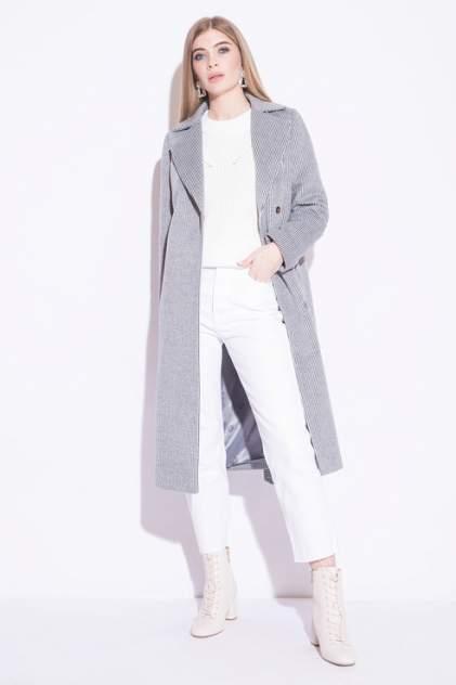 Женское пальто ElectraStyle 5-0032-012, серый