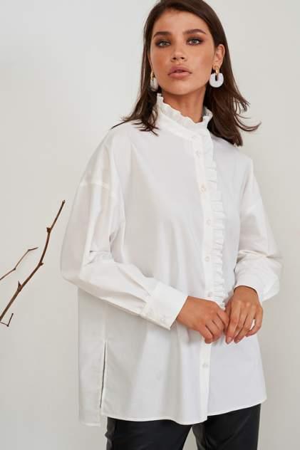 Блуза женская Vittoria Vicci 1-20-2-2-04-6604 белая XS