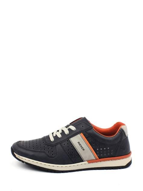 Кроссовки мужские Rieker B 5135-15 синие 44 RU