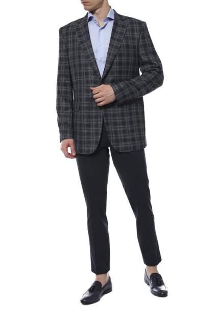 Пиджак мужской LACONI 1121-2 M ZANOTTI серый 58-182