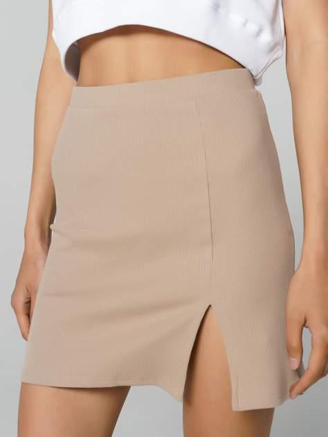 Женская юбка ТВОЕ 83481, бежевый