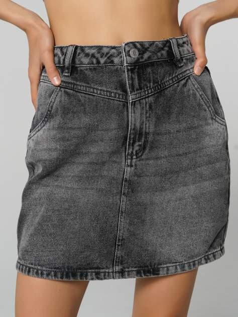 Женская юбка ТВОЕ A7967, серый