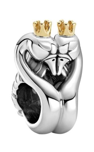 Шарм из серебра Pandora 799315C00