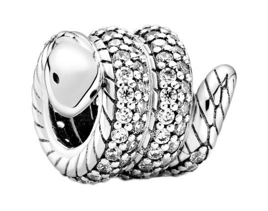 Кулон женский Pandora 799099C01 из серебра, фианит