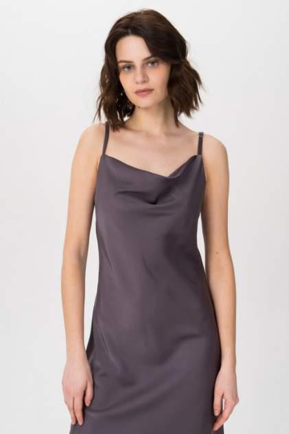Платье-комбинация женское ELARDIS El_W10549 серое 46