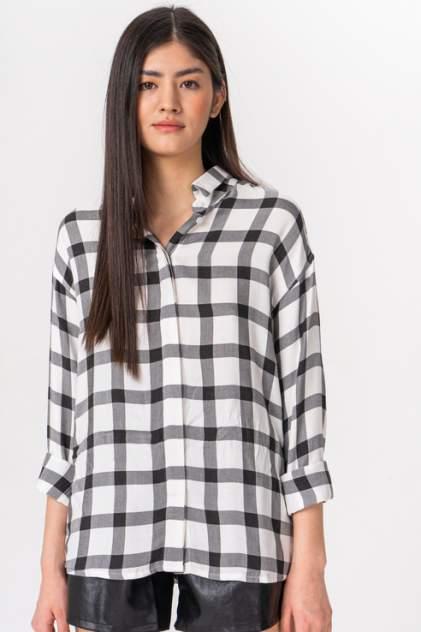 Рубашка женская Tom Farr T W7583.58 (001-2-coll) черная 44