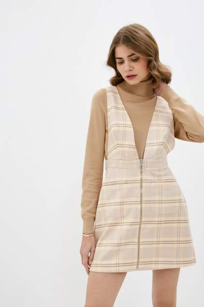 Женское платье befree 2031657506, бежевый
