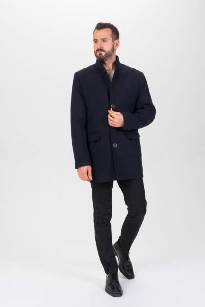 Полупальто мужское Envy Lab P006 синее 50
