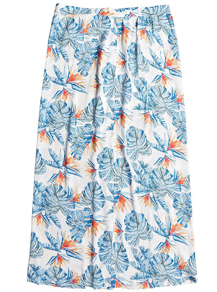 Женская юбка Free As Waves, мультиколор, XS