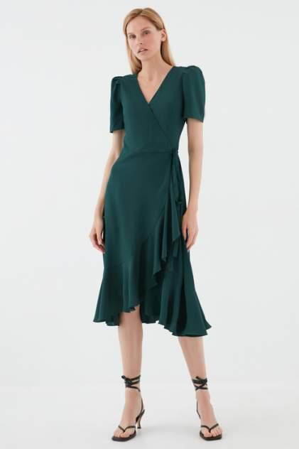 Платье женское ZARINA 0226018518 зеленое 40