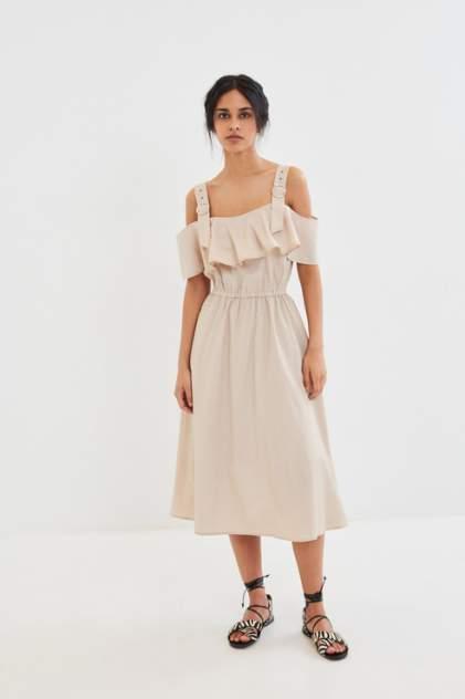 Женское платье ZARINA 0226007512, бежевый