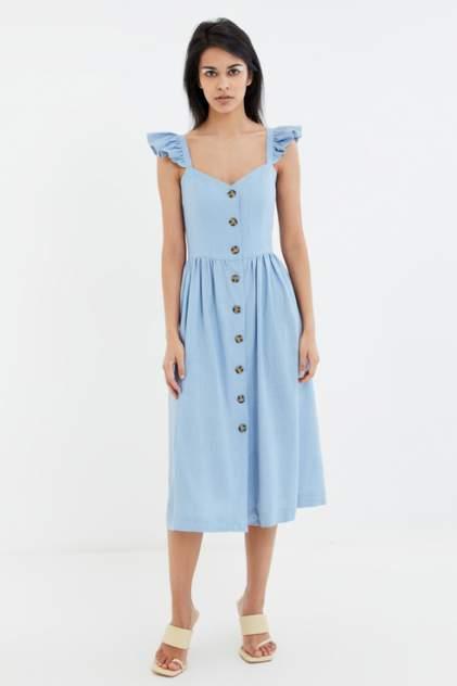 Женское платье ZARINA 0225033533, голубой