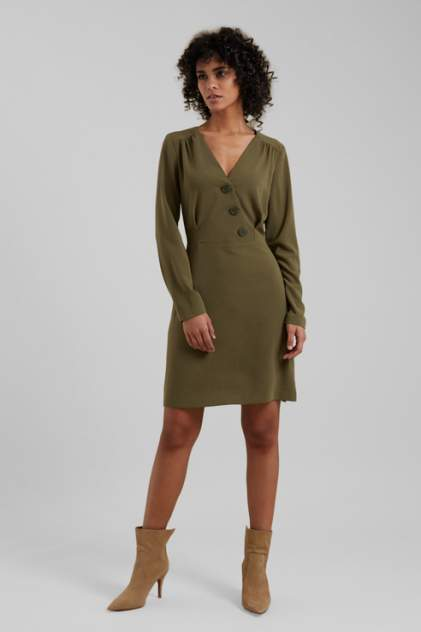 Женское платье ZARINA 0122007507, хаки
