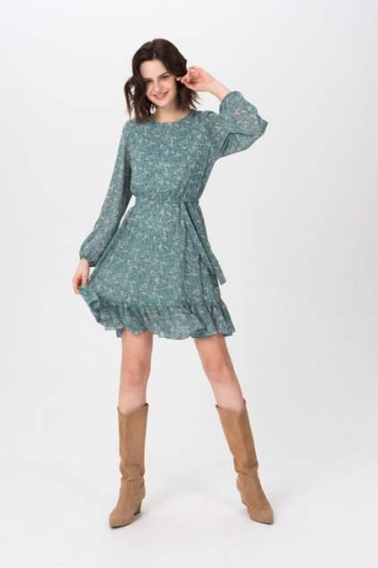 Женское платье ELARDIS El_W10855, зеленый