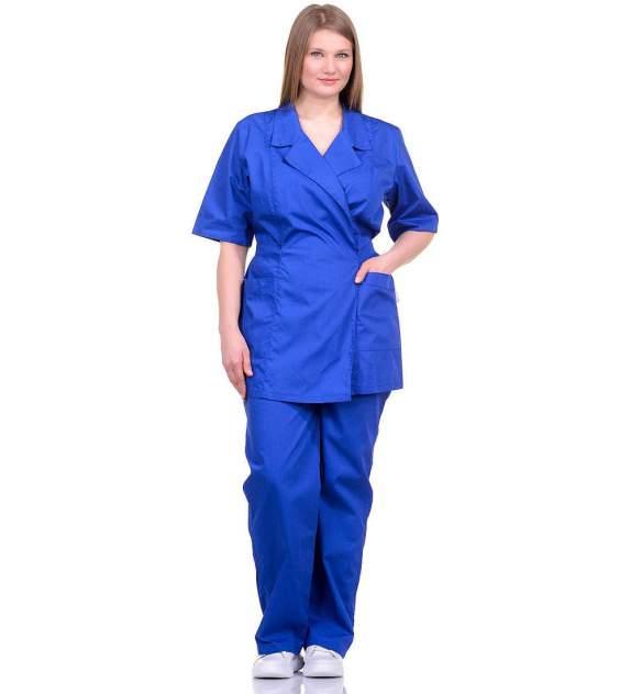 Костюм медицинский женский Ursus ЯЛ-02-10 синий 60-62