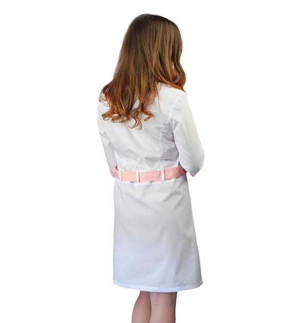 Халат медицинский женский Ursus ЯЛ-02-17 белый 52-54