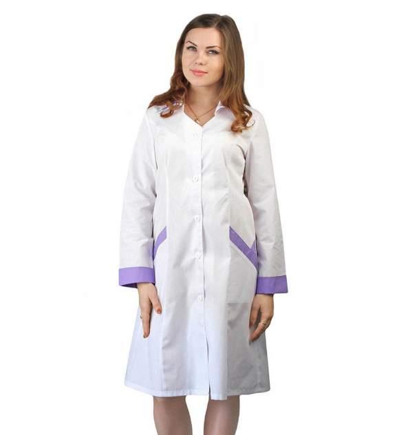 Халат медицинский женский Ursus ЯЛ-02-15 белый 40-42