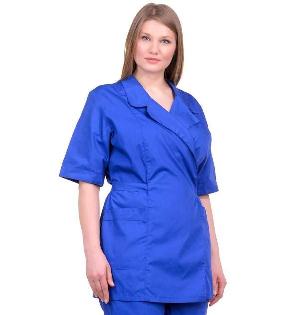 Костюм медицинский женский Ursus ЯЛ-02-10 синий 52-54