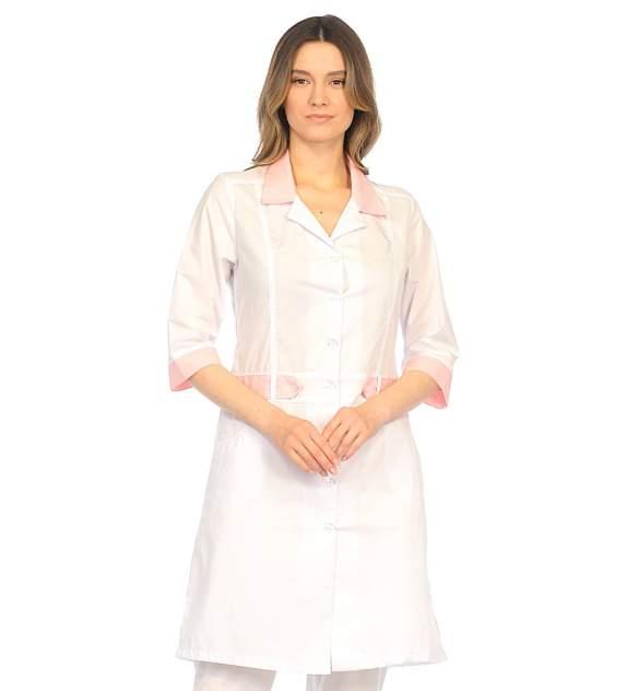 Халат медицинский женский Ursus ЯЛ-02-17 белый 40-42