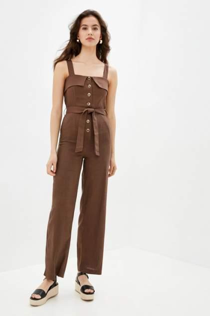 Комбинезон женский ZARINA 0226207707, коричневый