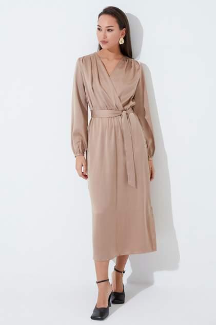 Женское платьеЖенское платье  ZARINAZARINA  04220395390422039539, , коричневыйкоричневый
