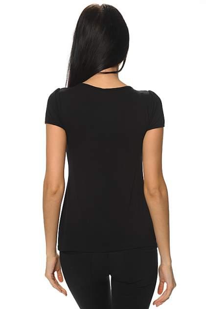 Блуза женская Веста 1015 черная 42