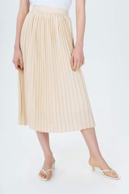Женская юбка Tom Farr T4F W7592.14, бежевый