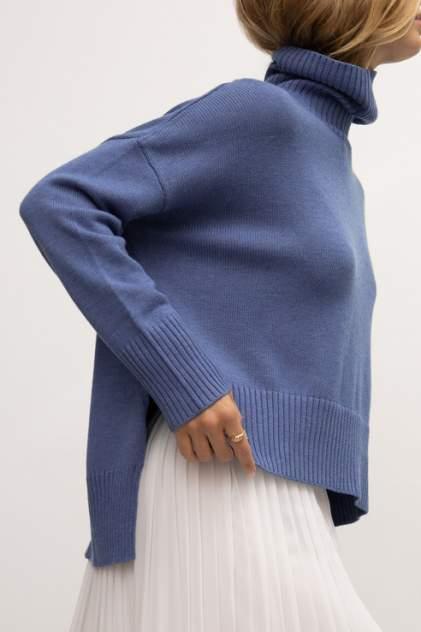 Джемпер женский Emka B2489/maruve, синий