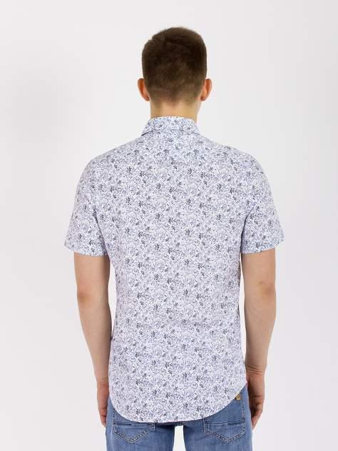 Рубашка мужская DAIROS GD81100427 белая M