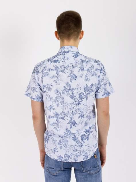 Рубашка мужская DAIROS GD81100426 голубая M