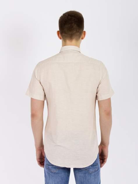 Рубашка мужская DAIROS GD81100425, бежевый