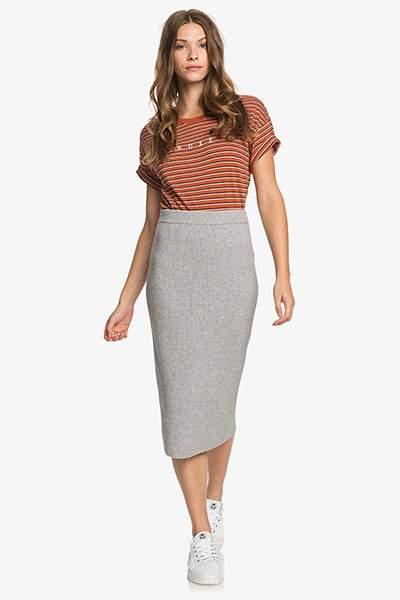 Женская юбка-карандаш On My Cloud, серый, L