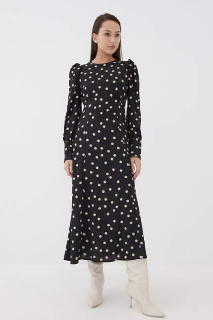 Платье женское ZARINA 1122004504 черное 52