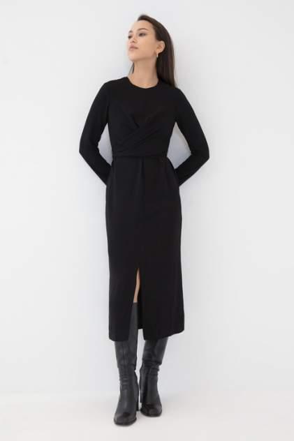 Платье женское ZARINA 1122002502 черное 42