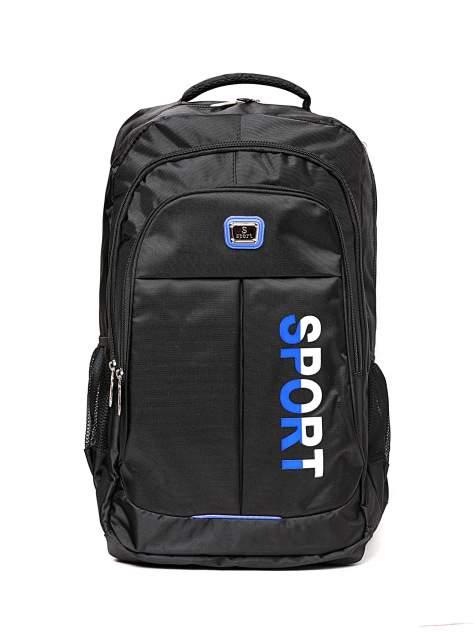 Рюкзак мужской GREAT SPORT P-GR.SP. черный/синий