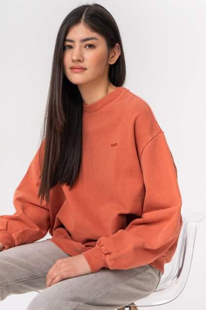 Свитшот женский Levi's 32951-0005 оранжевый 46