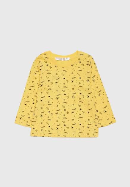 Лонгслив детский Modis, цв.желтый