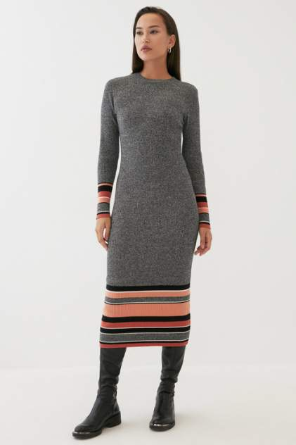 Женское платье ZARINA 1121620520, серый