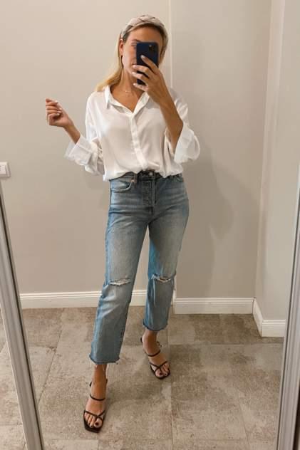 Женская рубашка Emka B2480/owen, белый