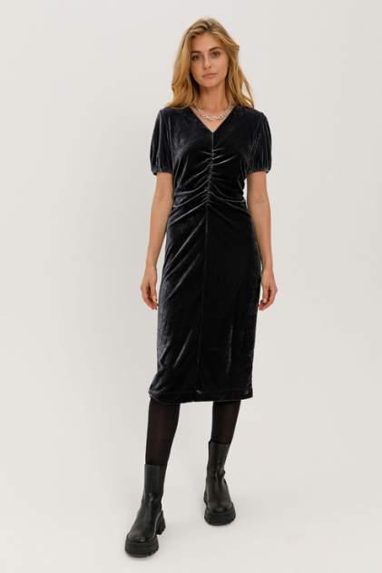Женское платье Sela 0812010729, серый