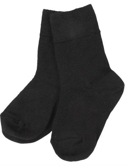 Носки для мальчиков Norveg черный 7-9